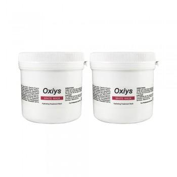 OXIYS淨白保濕面膜500g*2入