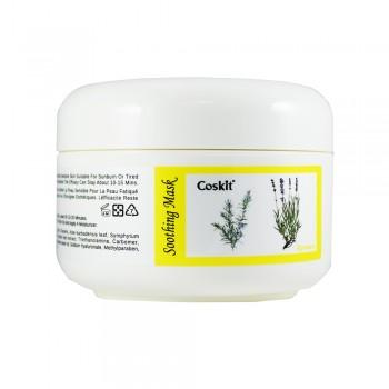 Coskit 250G 草本冰涼舒緩面膜(黃)